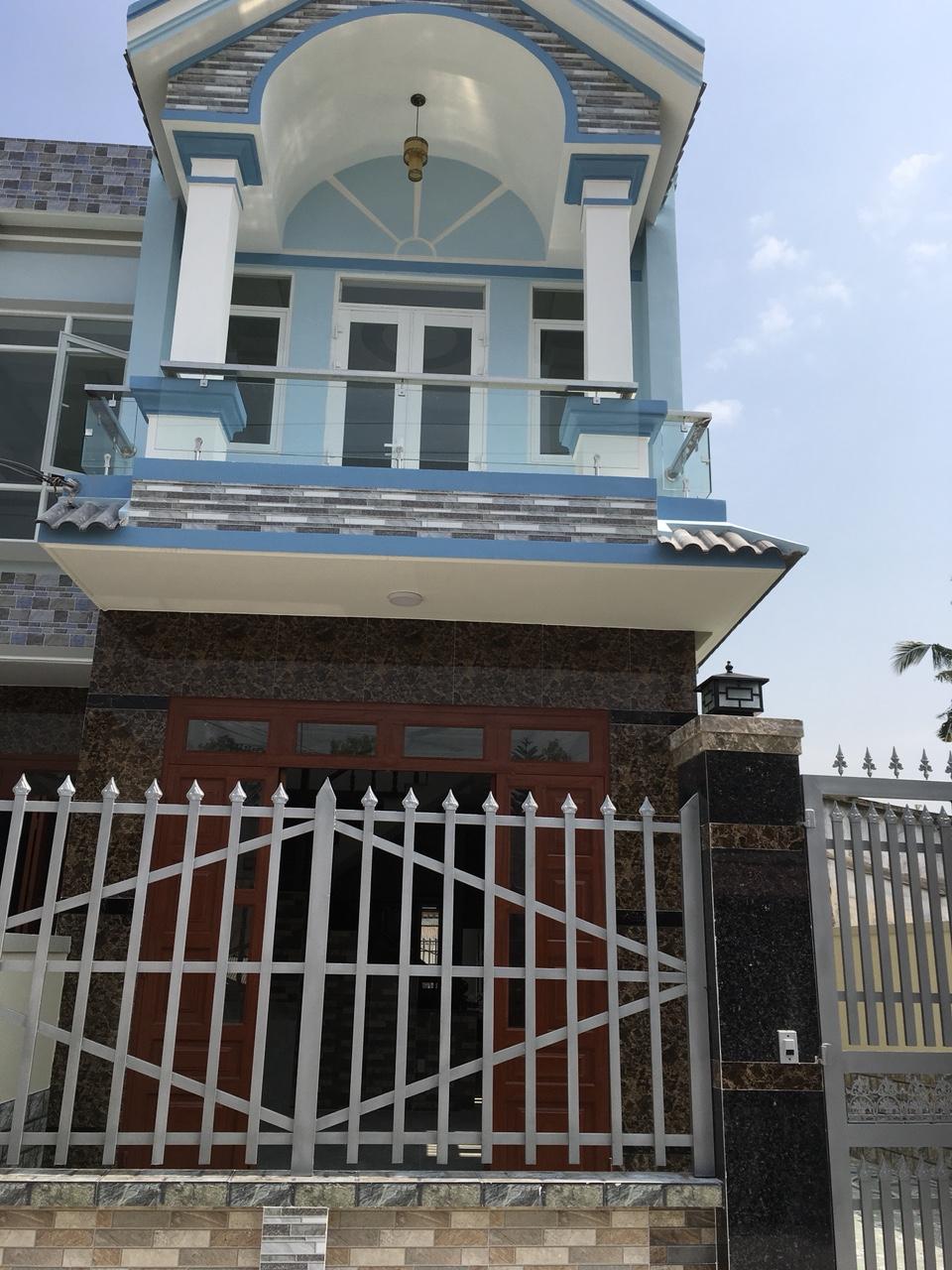 Bán nhà 1 lầu 1 trệt, giá rẻ, gần đường trần hưng đạo,đông hòa,dĩ an,bình dương, 70m,giá 2.25 tỷ