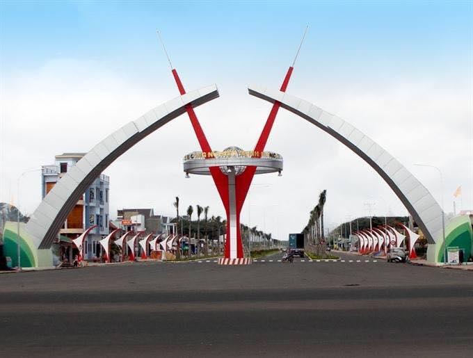 bán đất mặt tiền đường nhựa 46m KCN BECAMEX Chơn Thành  ( 10 x 70 )= 700m2 chỉ với giá 1 tỷ . đẹp và ko thể rẻ hơn