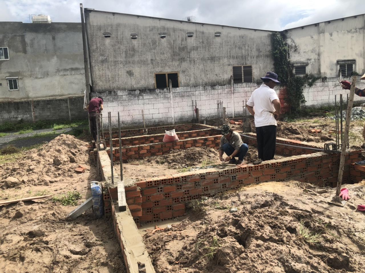 Cần bán lô đất Củ Chi , Xã Tân Thông Hội , MT đường 12m