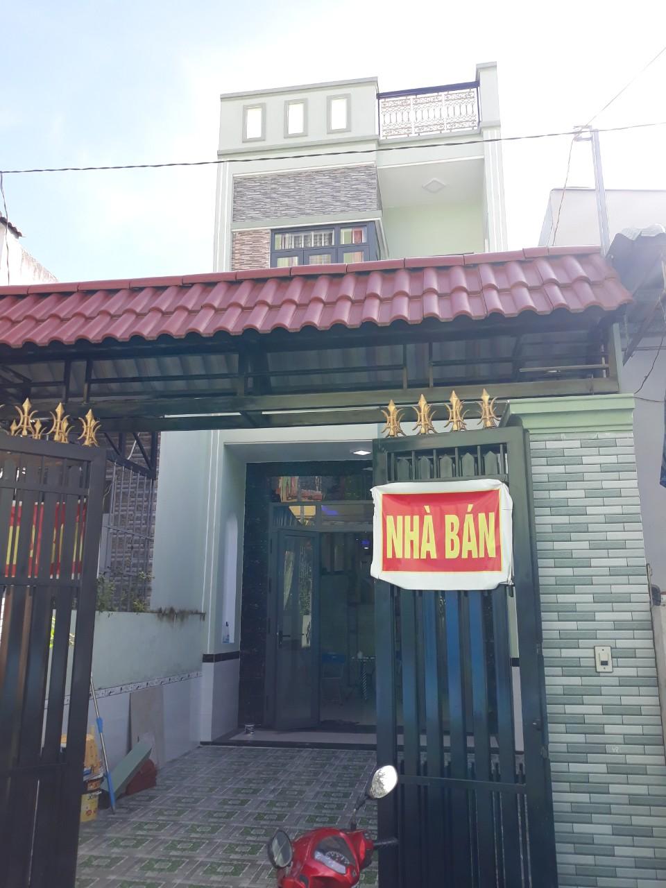 Bán nhà 1 trệt 1 lầu giá rẻ gần Vin Com Dĩ an,Bình Dương,96m,3,5 tỷ