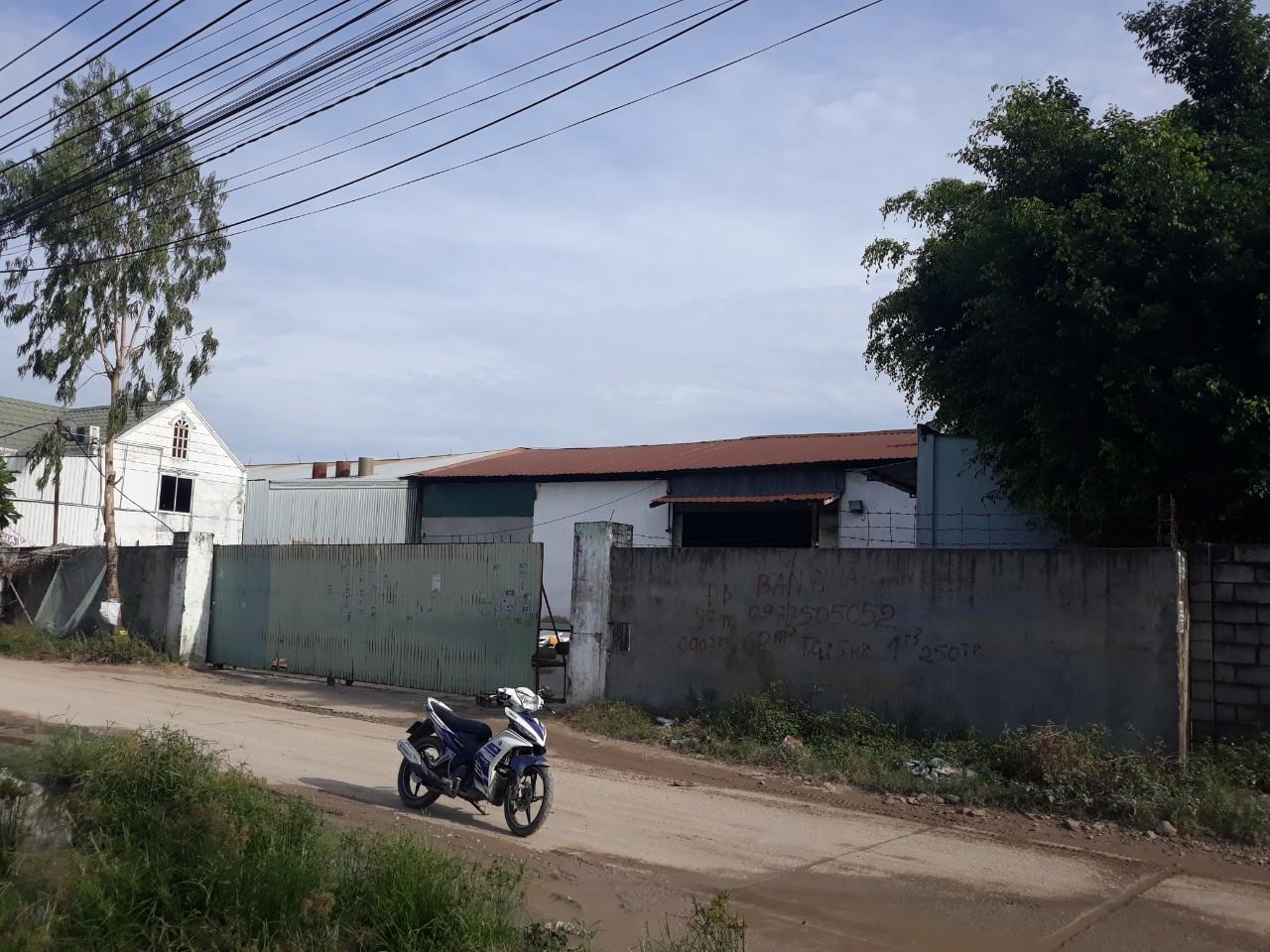 Bán nhà xưởng giá rẻ,đường vũng việt,P.tân đông hiệp,dĩ an,bình dương,10 triệu/m2,2100m