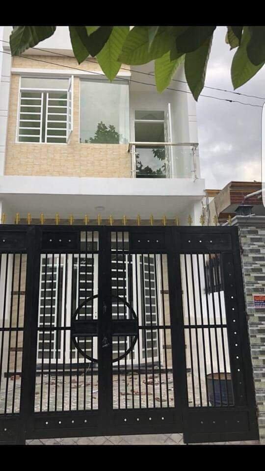Bán nhà 1 lầu 1 trệt, giá rẻ, đường Tân An, Tân Đông Hiệp, Dĩ An, Bình Dương,65m2,giá 2,5 tỷ