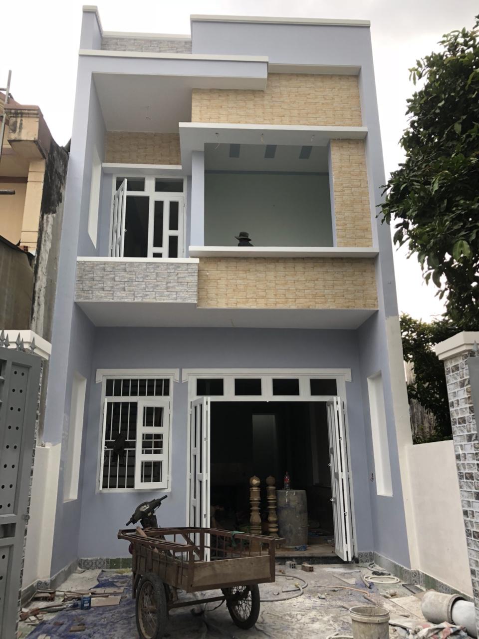 Chính chủ bán nhà 1 trệt 1 lầu,đường Đông Minh,phường đông hòa,di an,bình dương.95m2