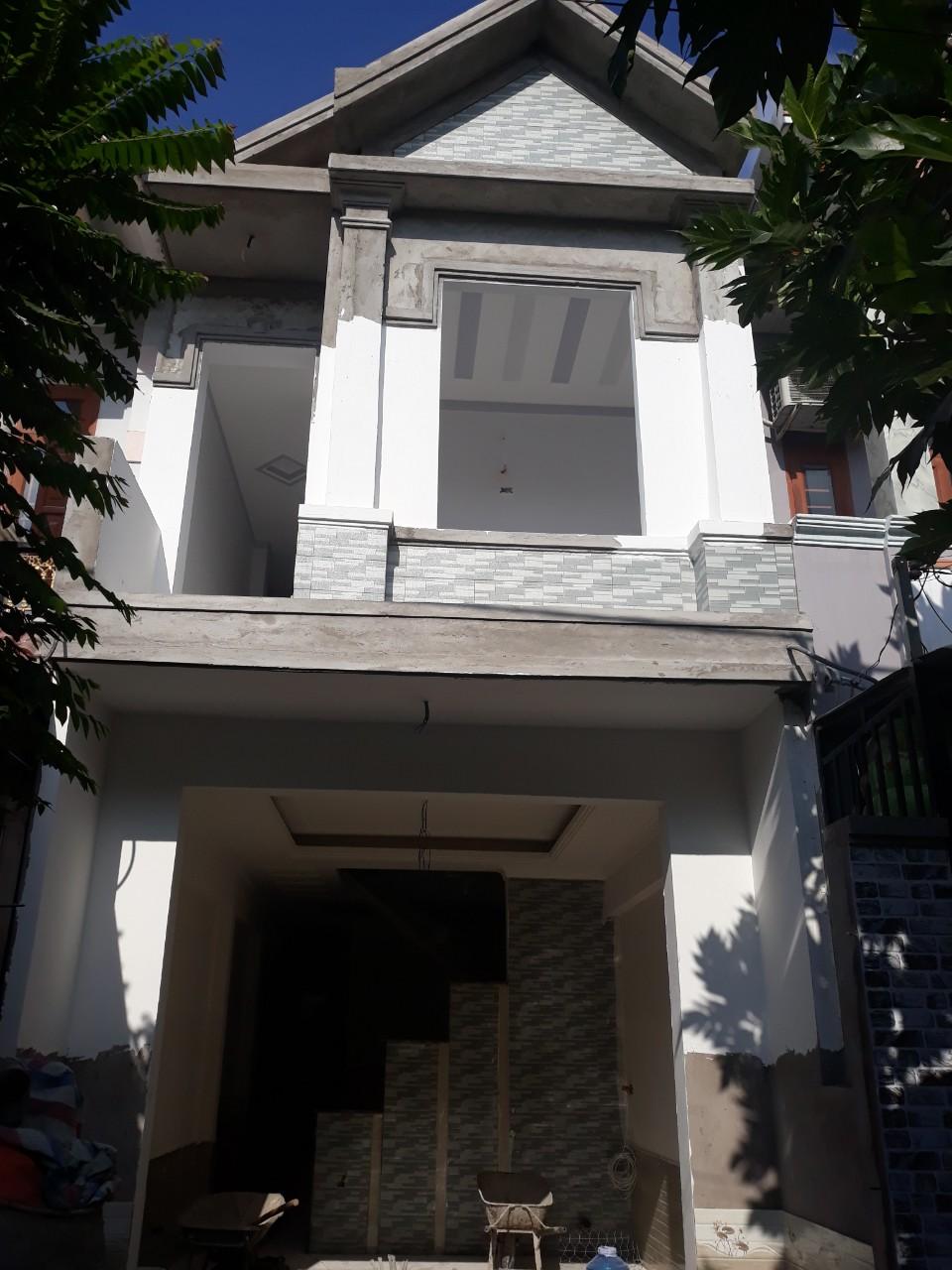 Bán nhà 1 lầu 1 trệt,giá rẻ,gần ngã ba ông xã.tân đông hiệp,dĩ an,bình dương,60m,2.47 tỷ
