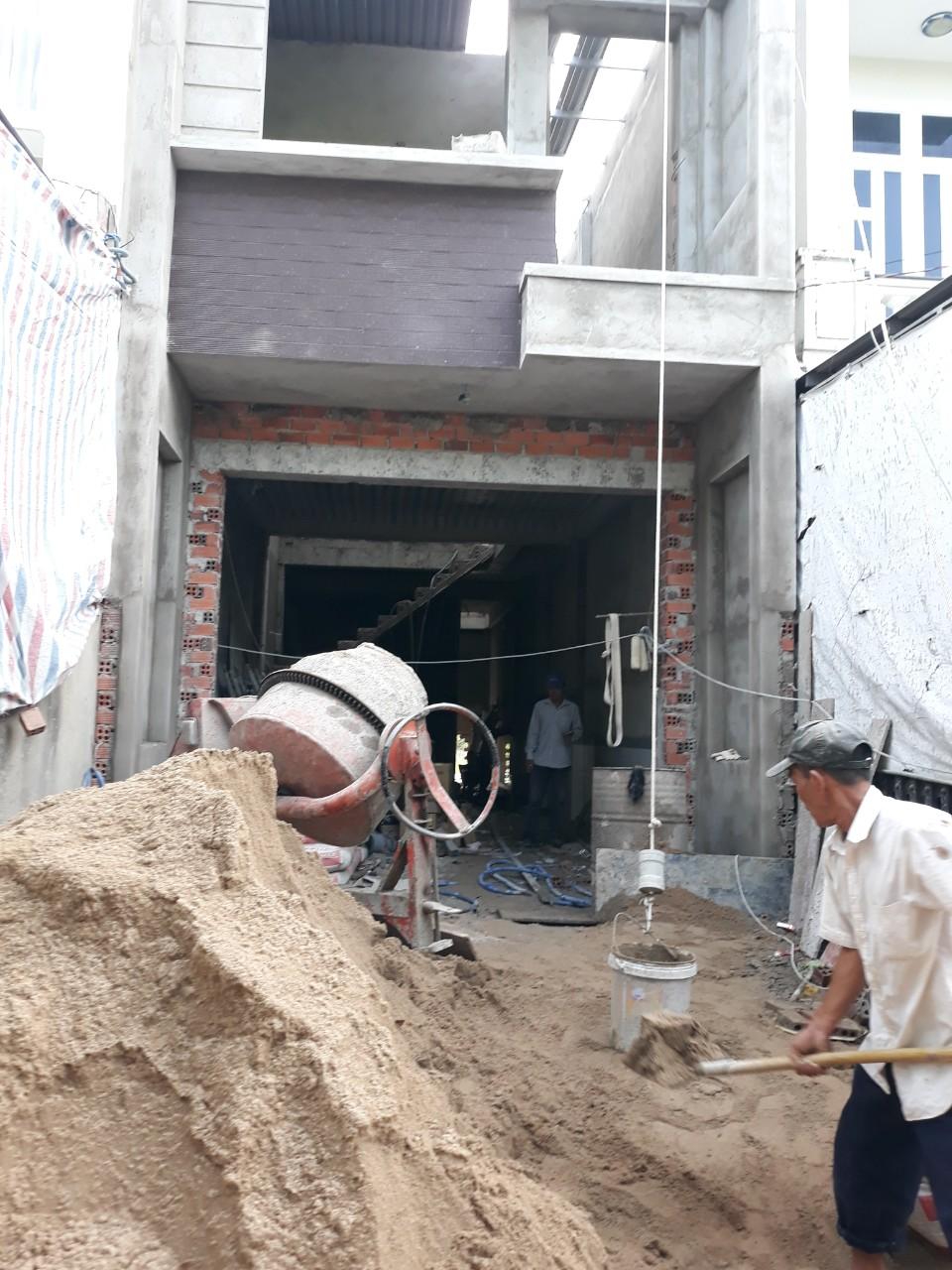 Bán nhà 1 lầu 1 trệt đường Đông Tác,Dĩ An,Bình DƯơng,80m,3.6tỷ