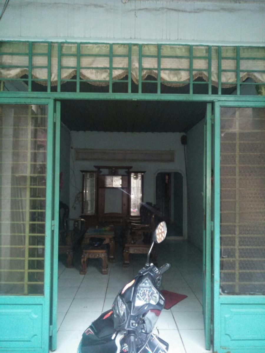 Bán nhà Dĩ An cấp 4 sổ riêng giá rẻ gần chợ Tân Long, Tân Đông Hiệp, Dĩ An, Bình Dương