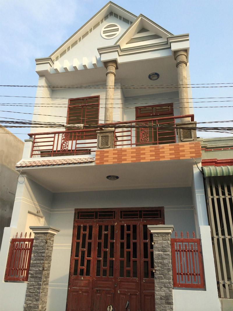 Bán nhà dĩ an giá rẻ Tân Đông Hiệp có diện tích 110m2