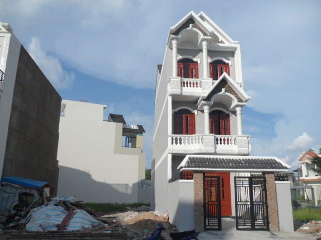 Nhà Dĩ An cần bán nằm trong khu trung tâm hành chính thị xã Dĩ An Bình Dương