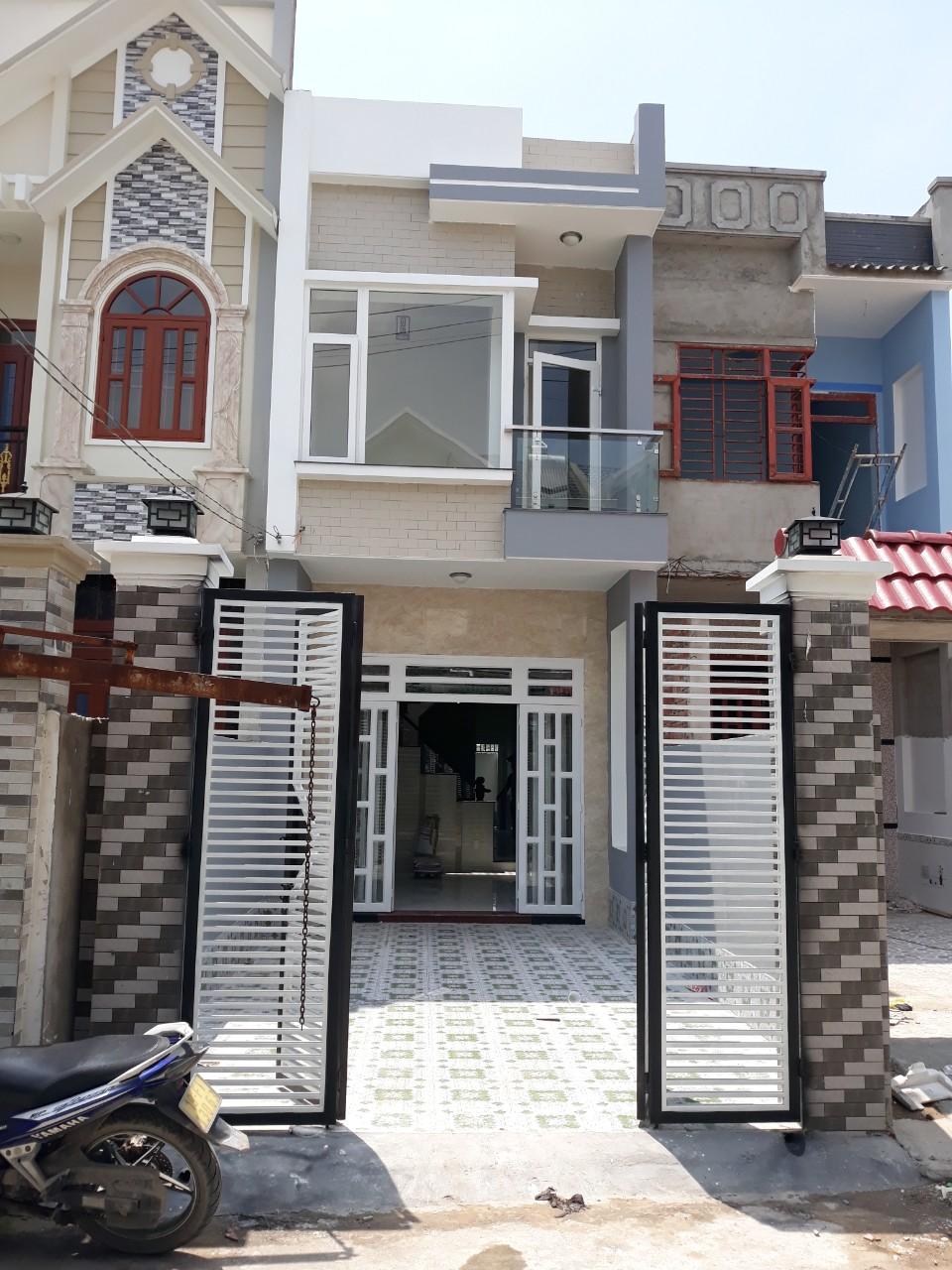 Bán nhà 1 lầu 1 trệt,giá rẻ,buôn bán tốt,đường tân an, dĩ an,bình dương,100m2,giá 2.75tỷ