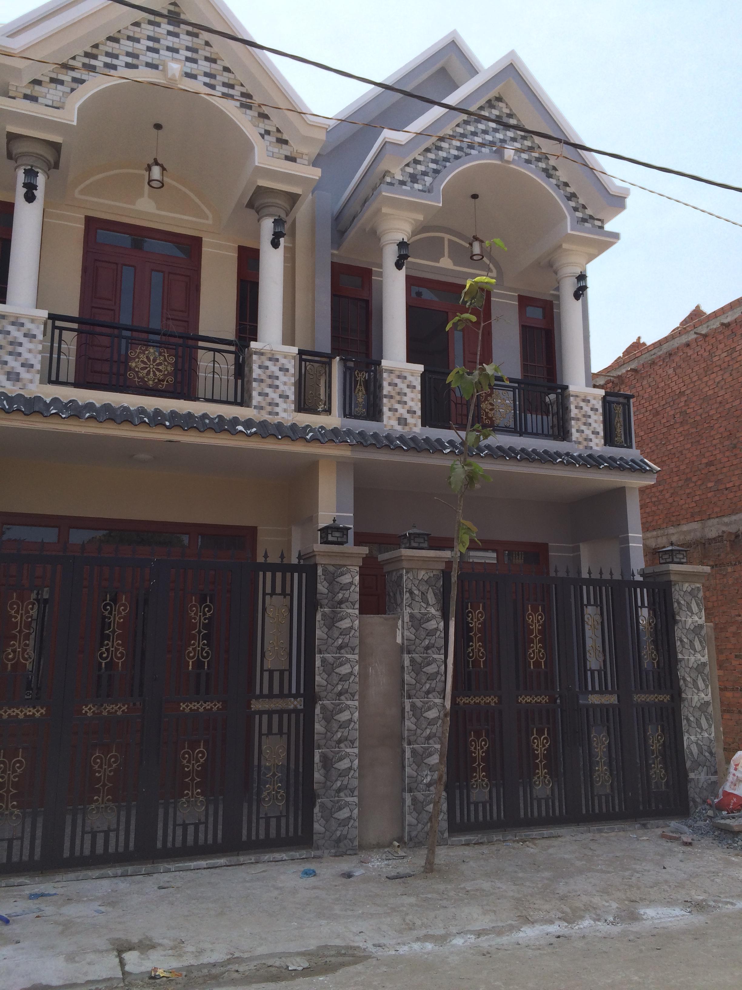 Bán nhà gần ngã ba ông xã / Nhà đất dĩ an sổ hồng riêng bán giá gốc có giảm giá lớn