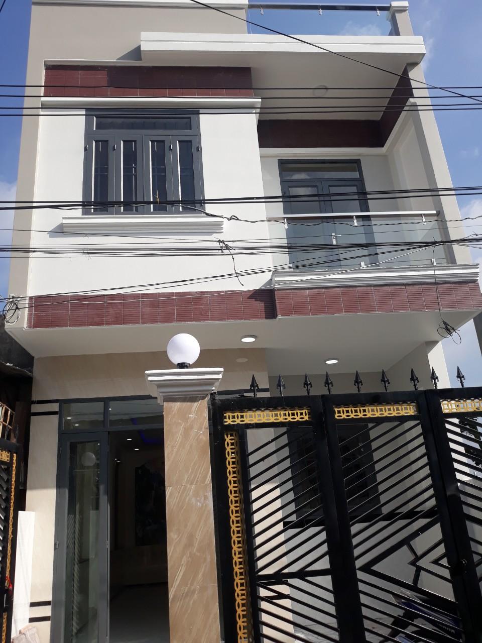 Bán nhà 1 lầu 1 trệt gần đương Nguyễn Đức Thiệu,Dĩ An,Bình Dương