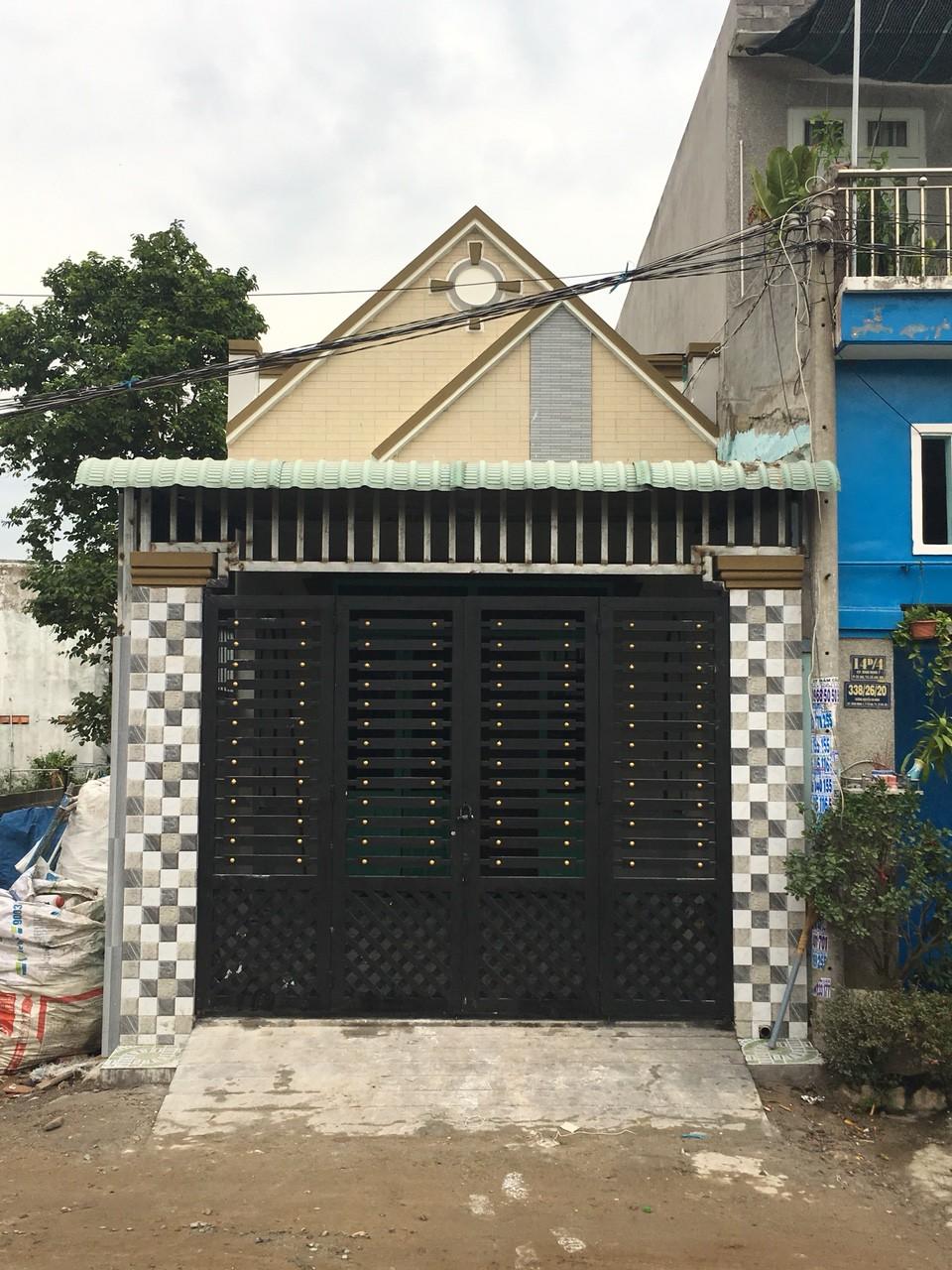 Bán nhà sổ hồng riêng chính chủ gần chợ Dĩ An 1 phường Dĩ An , thị xã Dĩ An
