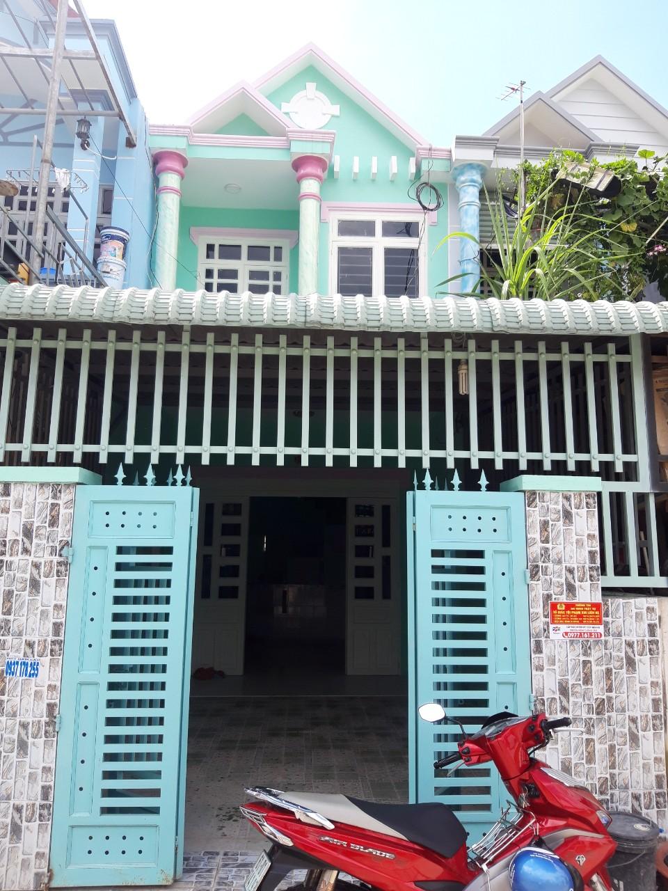 Bán nhà Dĩ An 1 lầu 1 trệt  phường Tân Đông Hiệp Dĩ An sổ hồng riêng phường Tân Đông Hiệp