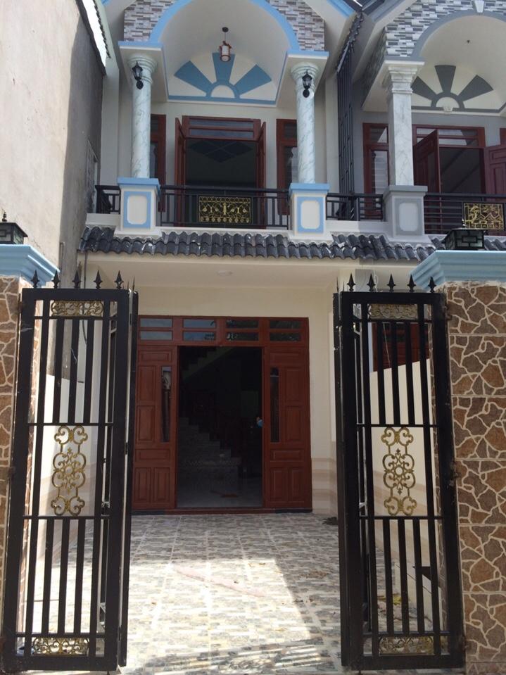 Bán nhà dĩ an gần QL 1K , giáp làng đại học quốc gia TPHCM