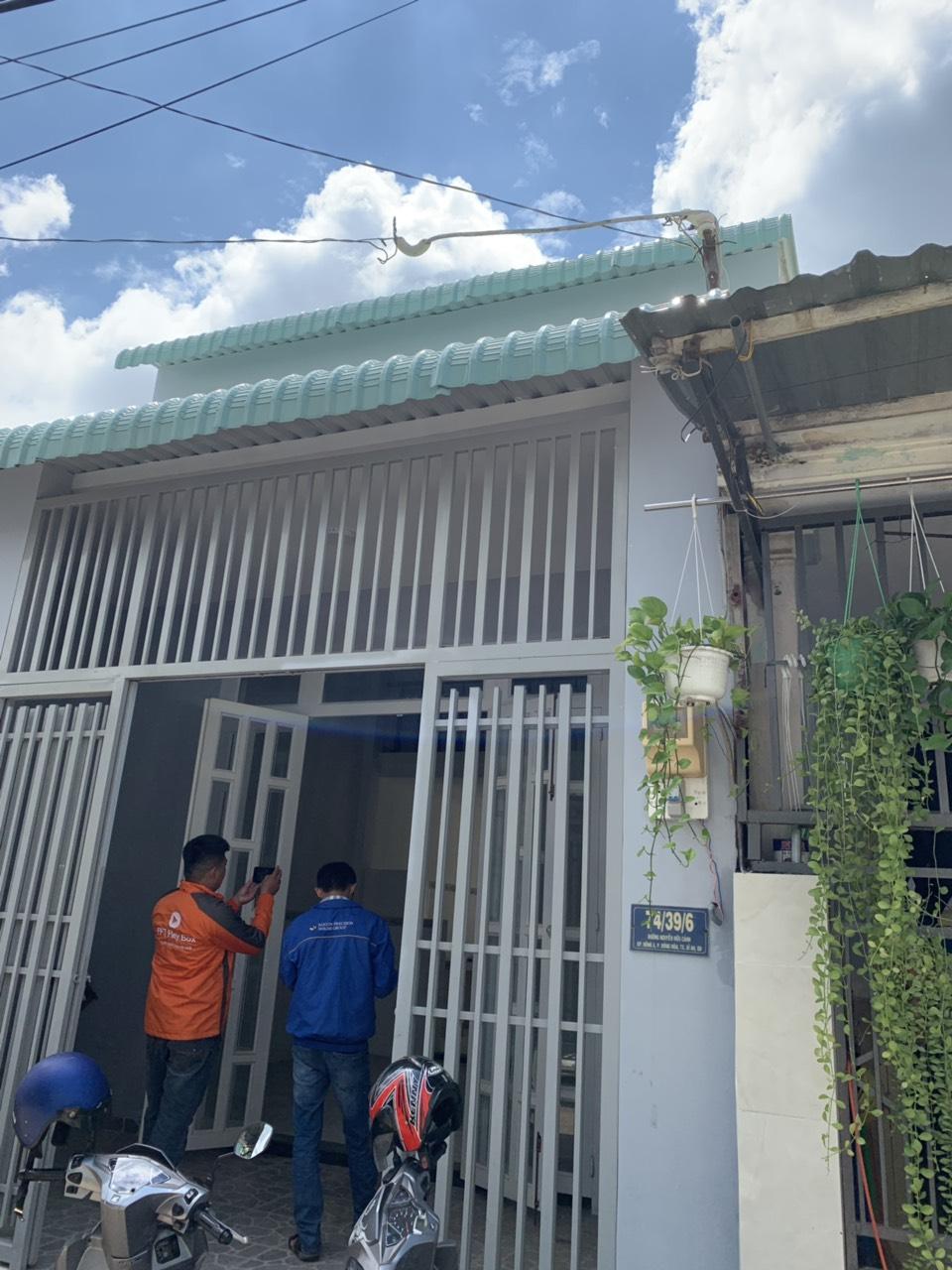 Bán nhà Dĩ An cấp 4 gác đúc sổ hồng riêng gần BigC Dĩ An , phường Đông Hòa , Dĩ An