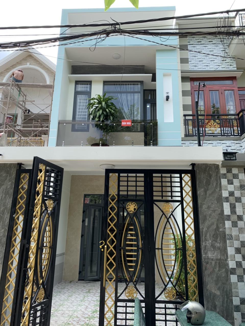 Bán nhà Dĩ An 1 lầu 1 trệt gần trung tâm y tế Dĩ An phường Tân Đông Hiệp Dĩ An sổ hồng riêng