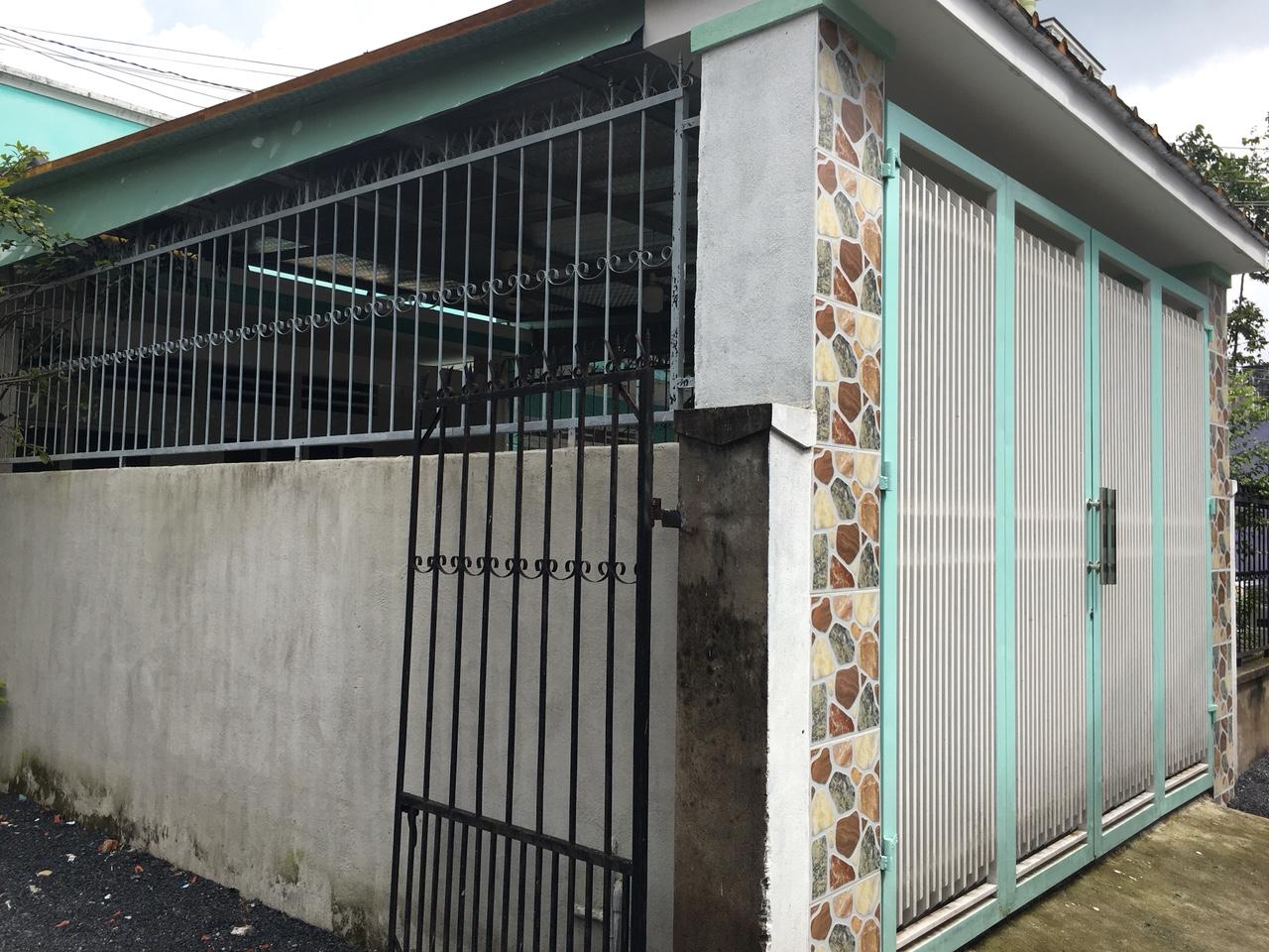 bán nhà cấp 4 gần ngã 3 cây lơn, gần làng đại học quốc gia HCM thuộc phường đông hòa dĩ an