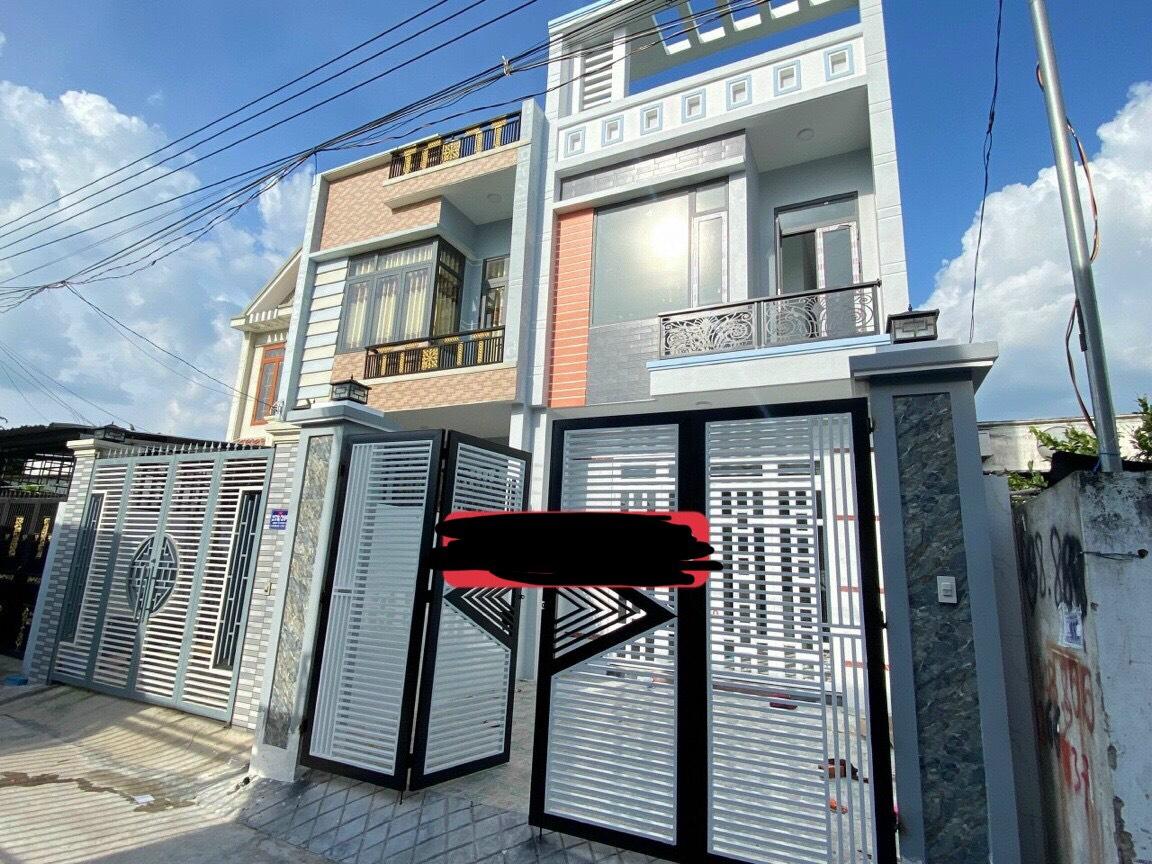 Bán nhà Dĩ An trệt , lầu gần ngã ba cây điệp sổ hồng riêng chính chủ phường Tân Đông Hiệp , TP Dĩ An