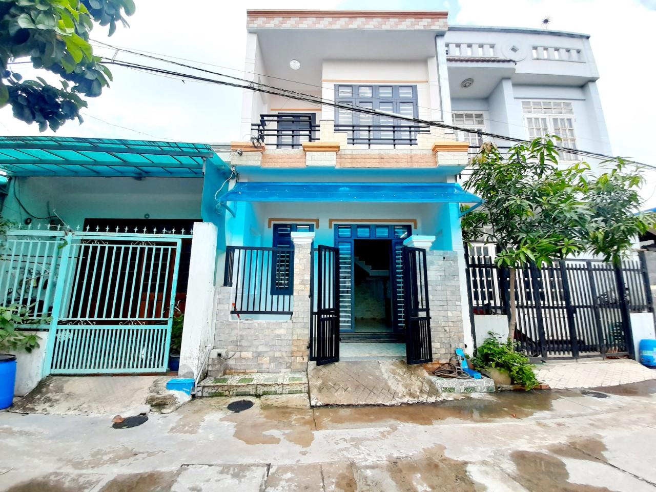 Bán nhà Dĩ An trệt lầu gần ngã ba cây điệp sổ hồng riêng phường Tân Đông Hiệp , Thành Phố Dĩ An