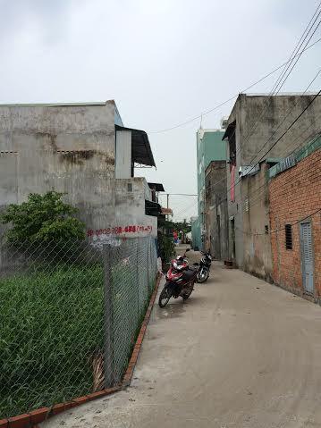 Bán đất gần trường học Dĩ an sổ hồng riêng giá 520 triệu