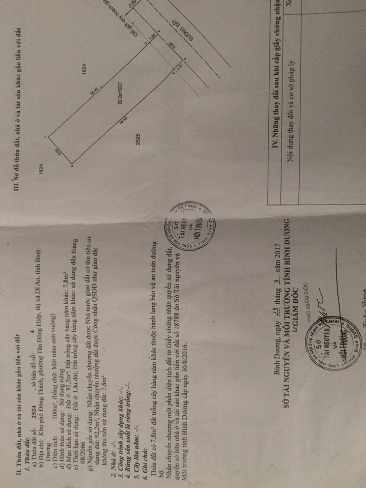 tôi đang cần bán 2 lô đất liền kề với diện tích 5x20 =100m thổ cư 100% , LH: 01663656675